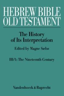 The Birth of Academic Biblical Studies - By Angela Roskop Erisman