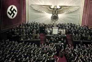 Nazi Speech. Image by RV1864 via Flickr.