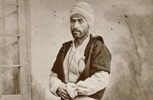 Peddler. Bucharest, c. 1880. Image via Wikimedia Commons.