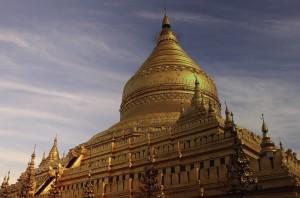 Pagoda, Bagan, Mayanmar. Image via Wikimedia Commons.