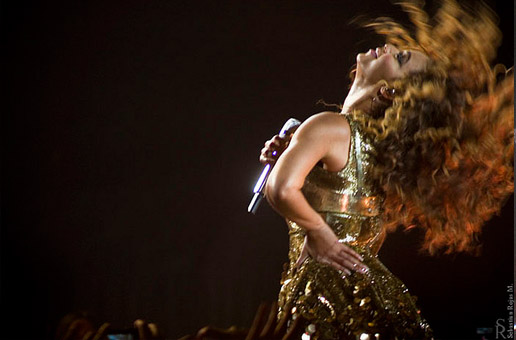 Beyoncé. Image by .S via Flickr.