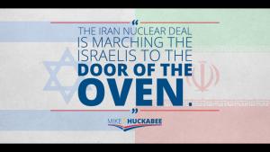 Huckabee, Holocaust Analogy