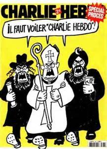 Charlie Hebdo Should Be Veiled!