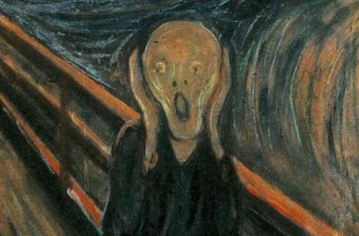 Munch, The Scream.