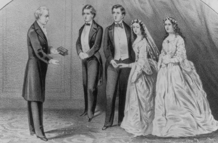 Marriage, Metaphors, and Melodramas – By Darryl W. Stephens -