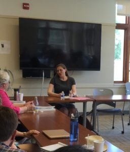 Courtney Bender answers questions about her book