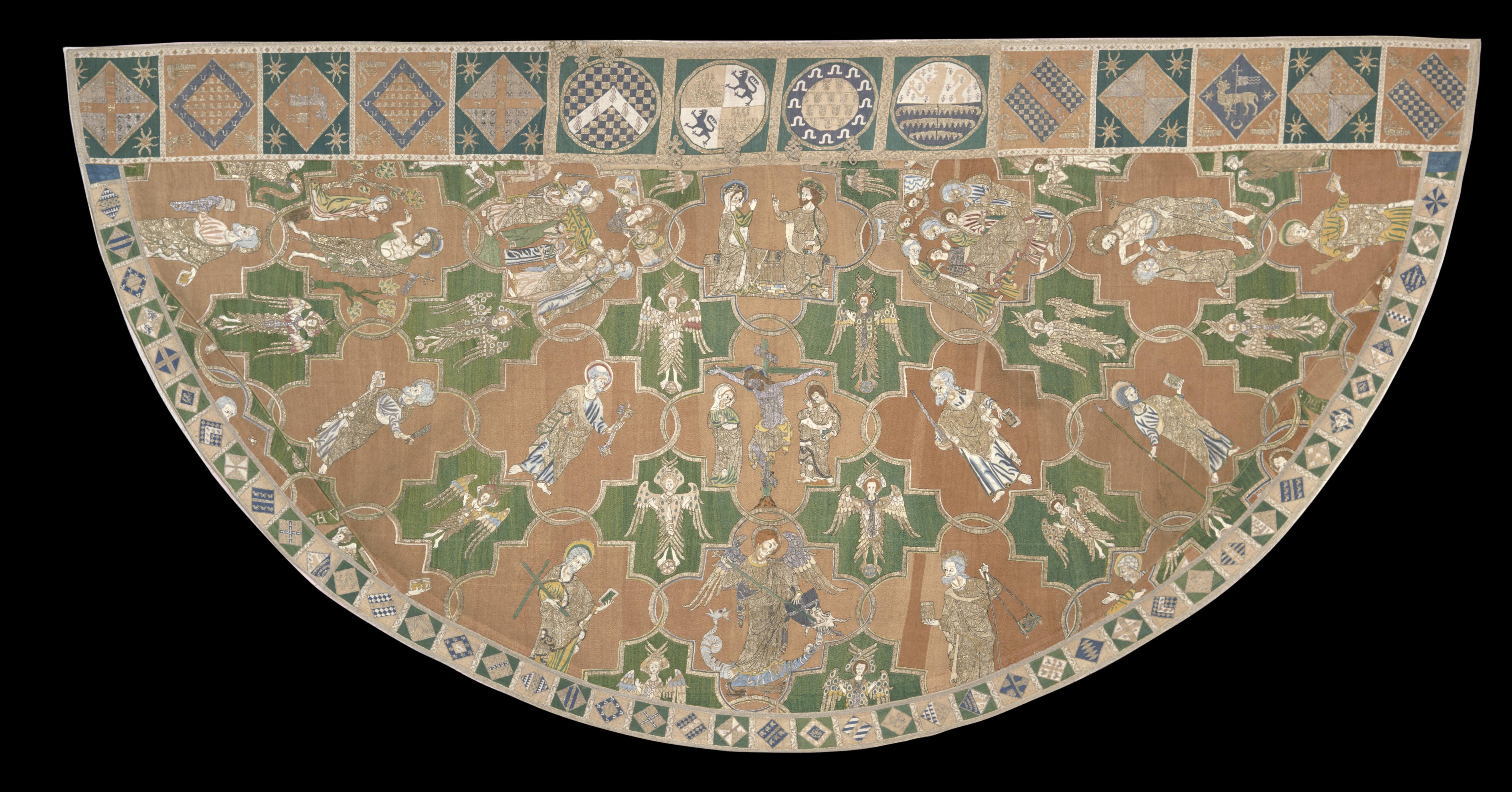 The Syon Cope, 1310-20