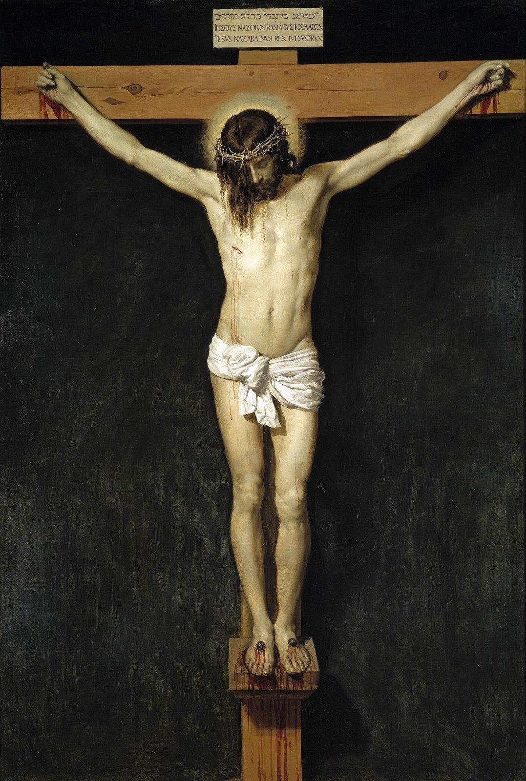 Christ Crucified, Diego Velázquez, c. 1632