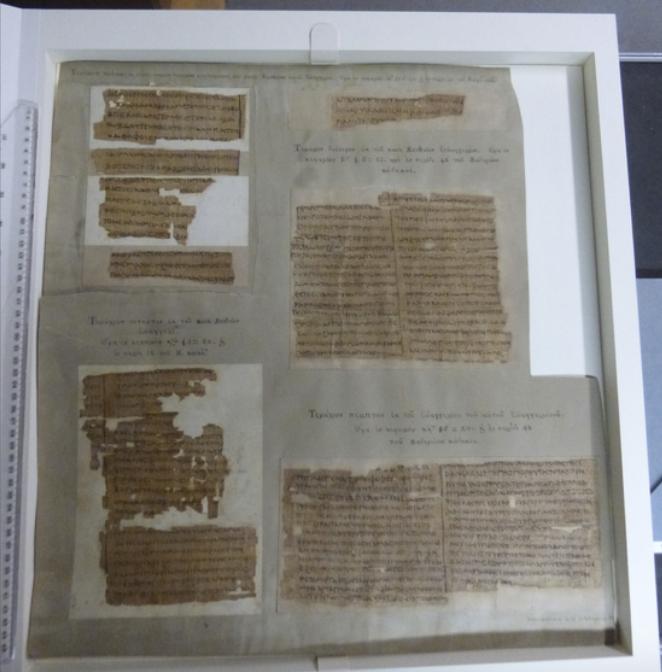 Simonides' New Testament Papyri: Their Production and