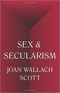 Aaron Stauffer on Scott's Sex and Secularism